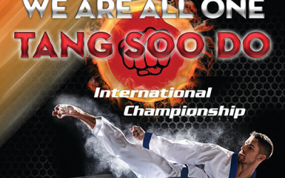 We Are All ONE Tang Soo Do